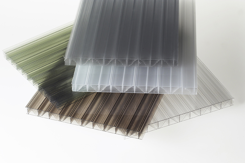 Multiwall Polycarbonate Sheets India Multiwall